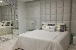 2. White Master Bedroom